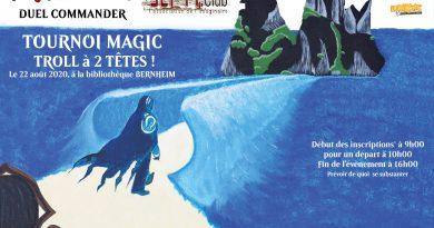 MAGIC à la Bibliothèque Bernheim